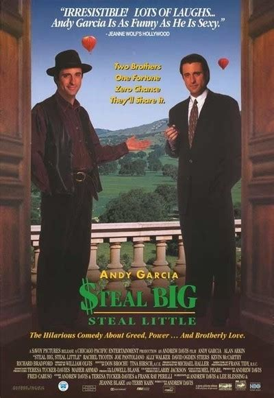 Steal Big, Steal Little Movie Review (1995) | Roger Ebert