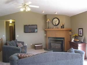 124 best wall colors images on pinterest paint colours With interior paint colors with oak trim