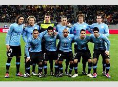Perfil de la Selección de Uruguay para la Copa América