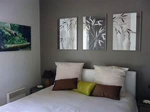 Deco Chambre Parentale : beautiful idee deco chambre parentale pictures amazing house design ~ Preciouscoupons.com Idées de Décoration