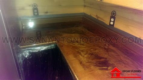 floors san antonio metallic epoxy flooring images in san antonio tx