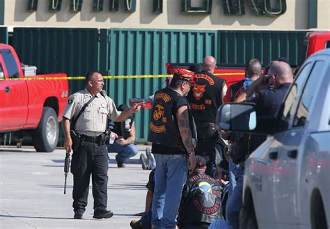 Dozens Arrested After Waco Biker Gang Shootout