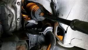 Replacing A Rear Transmission Mount