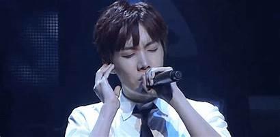 Bts Singing Hope Jhope Boy Handsome Army