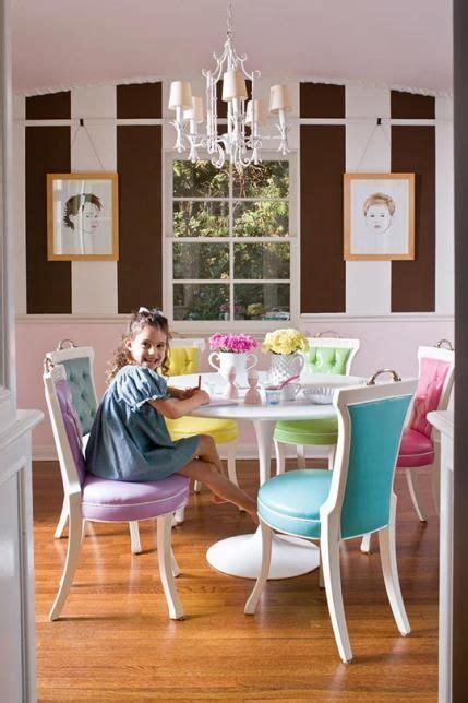 Family Friendly And Colorful by Family Friendly And Colorful Looks To Dining Room