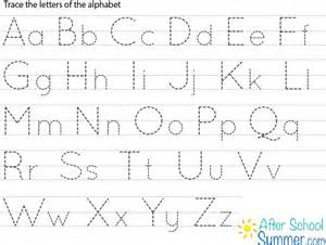 HD wallpapers trace the alphabet printable worksheets free