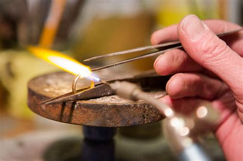 making a scottish gold wedding ring scottish gold the gold company limited