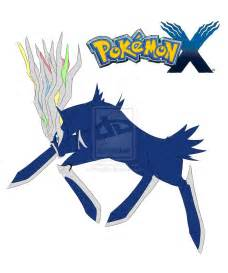 Pokemon X and Y Legendary