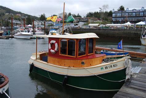 Tugboat Keel by Indecision Mini Tug Plans