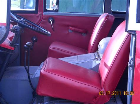 jeep forward control interior 1959 willys jeep fc 170 forward control 1 ton 4x4 stakebed