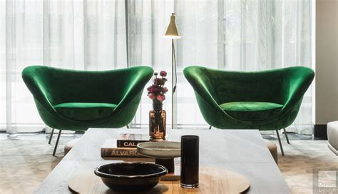 Two Armchairs by Molteni C D 154 2 Armchair By Gio Ponti Everything But