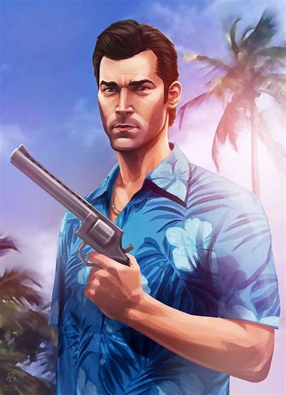 Vice Gta Wallpapers Background Grand Theft Cool