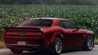 Challenger Dodge Hellcat 4k Srt Wallpapers 5k
