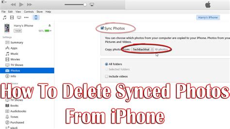 how to delete all pictures from iphone how to delete undeletable photos on iphone youtube How T