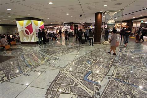 schauweckers japan travel blog tokyo station renovation