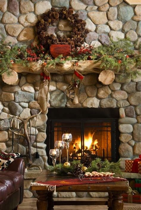 country mantel decorating ideas 10 country christmas decorating ideas
