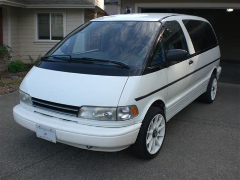 psychokix  toyota previa specs  modification