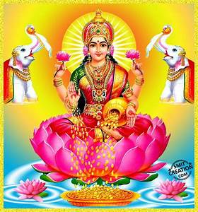 Lakshmi Puja Pi... Mahalaxmi Devi Quotes