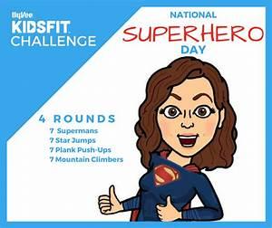 make, fitness, and, health, fun, with, a, superhero, challenge