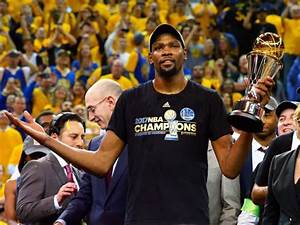 Let's All Be Like Kevin Durant and Just Stay in the Moment ...