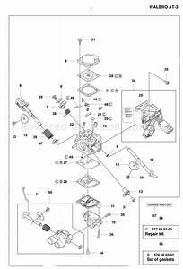 Husqvarna Chainsaw Shop Repair Manual 266