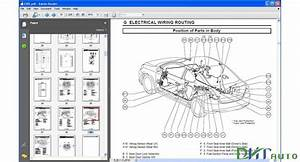Scion Tc Service Manual  2004
