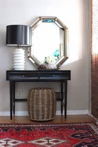 Small Foyer Table Entryway