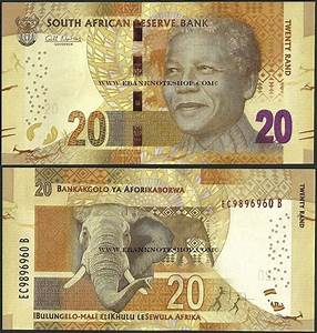 Ebanknoteshop. South Africa,P139,B768a,20 Rands