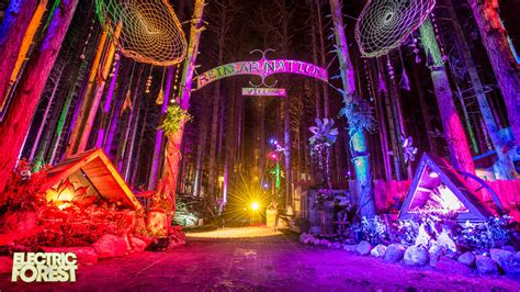 Preparing Your Trip To Electric Forest   Mix 247 EDM