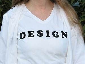 customizing your blank t shirts blankstylecom blog With iron on letters for t shirts