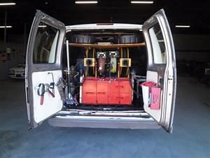 Mobile Oil Change Van Lube Business 1995 E350 7 3