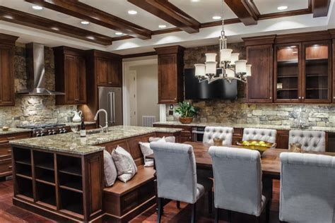 15+ Stunning Kitchen Island Ideas Elegant