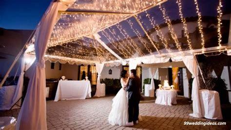 backyard wedding ideas  weddingideascom youtube
