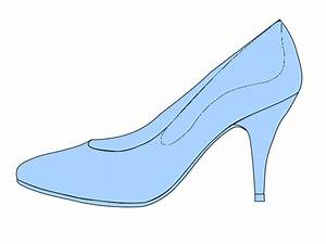 Cinderella Slipper Clipart - ClipArt Best