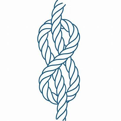 Knots Clipart Rope Knot Transparent Knotted Background