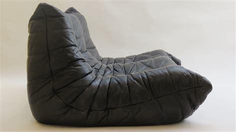 sofá togo original original 1970s ligne roset leather sofa togo range
