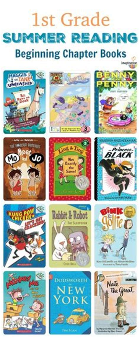 Second Grade Summer Reading List  Summer Reading Lists, Fantasy Books And Reading Lists