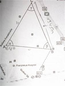 Winkel Berechnen Online : winkel dreieck strecke berechnen onlinemathe das mathe forum ~ Themetempest.com Abrechnung
