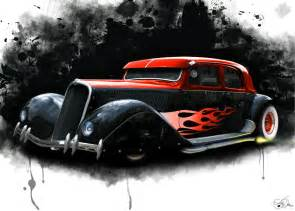 Hot Rod Citroen