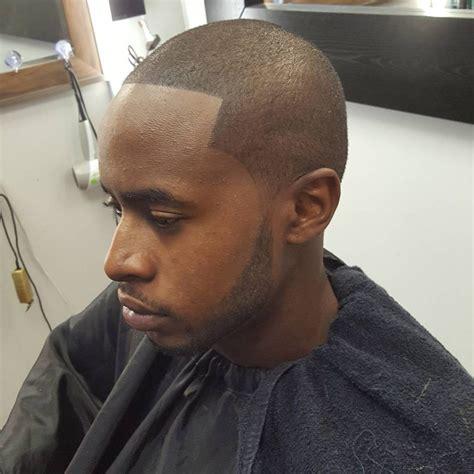 skin bald fade haircut