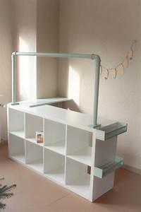 Kaufladen Selber Bauen : diy kaufladen selber machen kaufladen kinderzimmer und ~ Michelbontemps.com Haus und Dekorationen