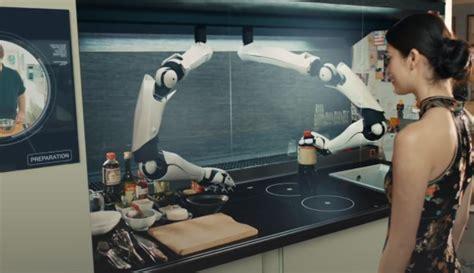 The Falcon Press  Robot Kitchen The Future Is Served. Wooden Kitchen Flooring. Clean Kitchen Floor. Kitchen Floor Tiles Images. Laminate For Kitchen Countertops. Interlocking Tile Floor Kitchen. Modern Kitchen Color Ideas. White Kitchens With Granite Countertops. Kitchens With Green Countertops