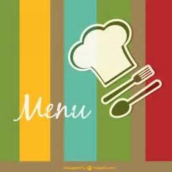 modele cuisine cagne modèle de menu de restaurant télécharger des vecteurs gratuitement