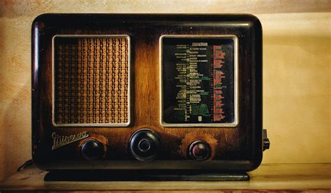 100 years ago, the first commercial radio broadcast ...