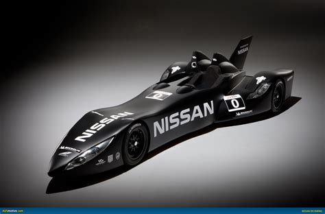 nissan race car delta wing ausmotive com 187 nissan deltawing brings batmobile to life