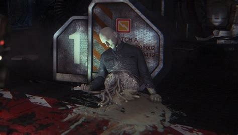 Alien: Isolation screenshots show sci-fi gadgets, android ...