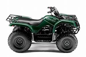 2013 Yamaha Grizzly 125 Automatic  The Easy Way To