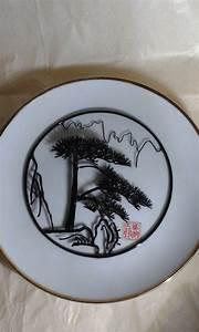Anhui Wuhu Traditional Chinese Handmade Iron Art    Artwork On Plate Background