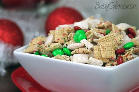 holiday chex mix gluten free snack