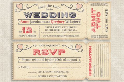 editable wedding invitation ticket invitation template 54 free psd vector eps ai format free premium